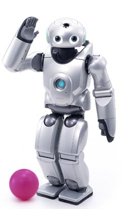 会跑的机器人