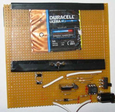 电池CPU负载显示